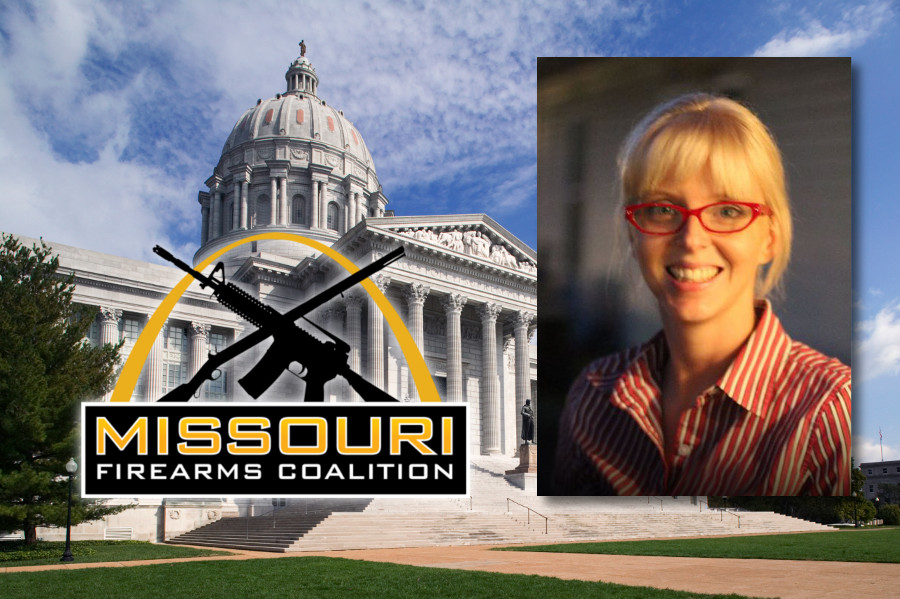 A New Face At the Missouri Firearms Coalition!