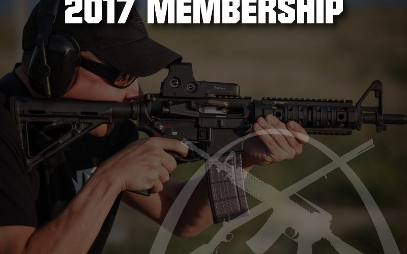 Renew Your Support in the 2nd Amendment in 2017!