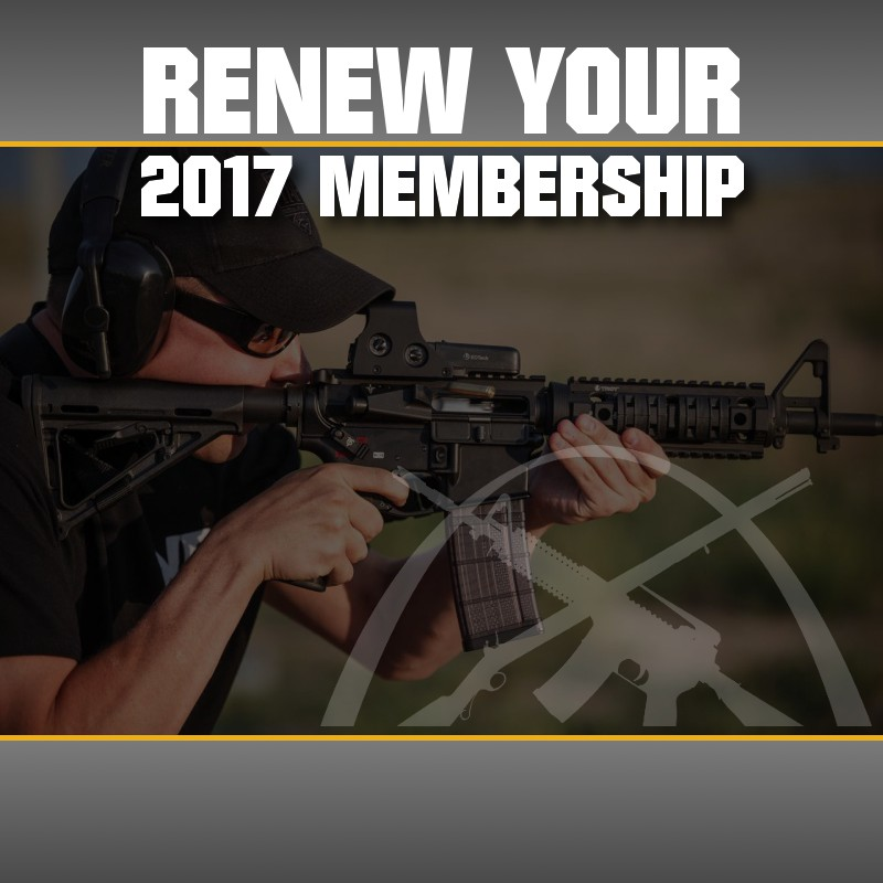 Renew Your Support in the Missouri Firearms Coalition Today!
