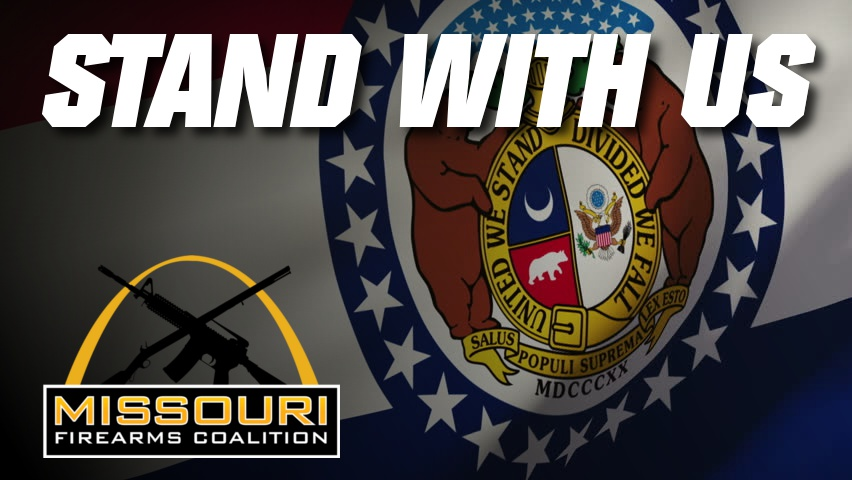 Stand With Us and Fight for the Second Amendment!