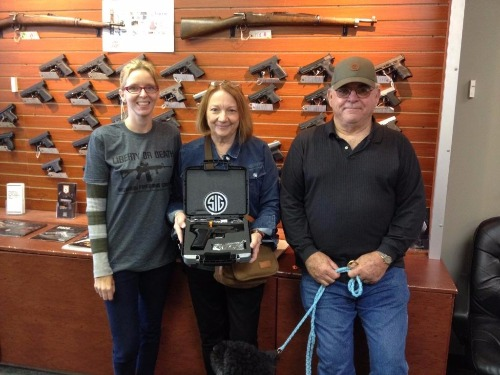 The Sig P229 Winner Is…