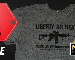 Black Friday Specials -- Get Your 2nd Amendment Swag!