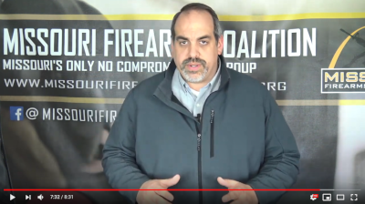 VIDEO Update on Red Flag Gun Seizure Hearing!