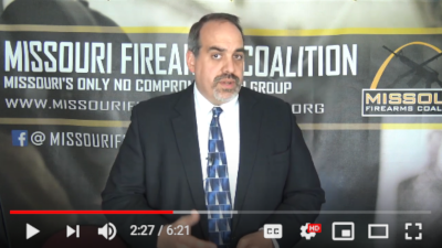 Video Update on Gun Bills in Jeff City!
