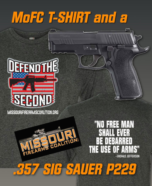 We Are Giving Away a SIG P229 to One Missourian!