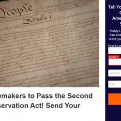 Has Your Lawmaker Cosponsored SAPA Legislation?