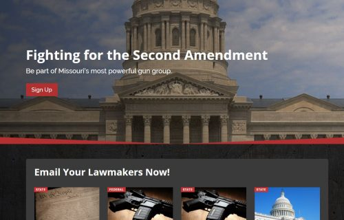 VIDEO UPDATE on Gun Bill in Jeff City!