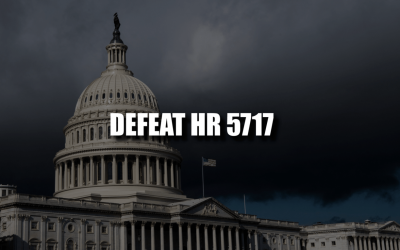 Tell Missouri's Congressional Leaders to Stop H.R. 5717!