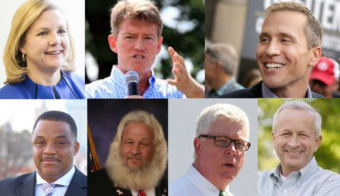 Which Gubernatorial Candidate Supports the 2nd Amendment?