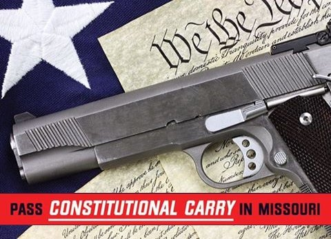 Missouri: Constitutional Carry Passed the Emerging Issues Committee - Action Needed!